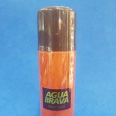 Miniaturas de perfumes antiguos: AGUA BRAVA ESPUMA AFEITAR, PUIG , AÑOS 1990. Lote 288144163