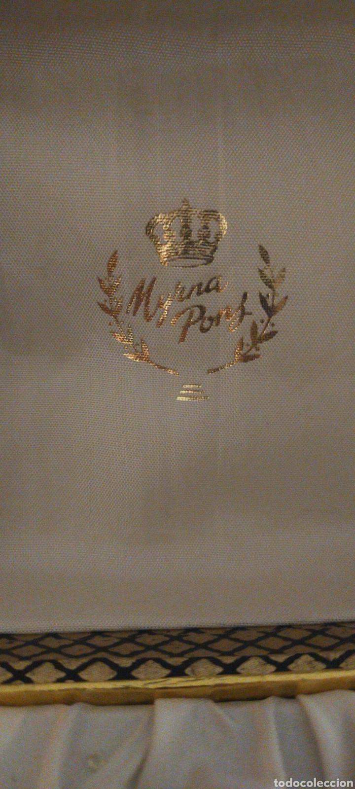 MYRNA PONS ESTUCHE PERFUME(HUELE DE MARAVILLA) LÁPIZ OJOS Y GUARDA PINTALABIOS (Coleccionismo - Miniaturas de Perfumes)