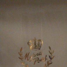 Miniaturas de perfumes antiguos: MYRNA PONS ESTUCHE PERFUME(HUELE DE MARAVILLA) LÁPIZ OJOS Y GUARDA PINTALABIOS. Lote 288327398