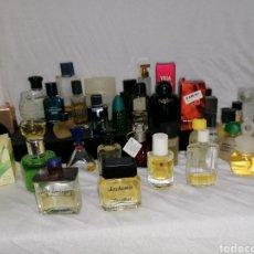 Miniaturas de perfumes antiguos: PERFUMES GRAN LOTE 33 BOTELLITAS DE PERFUMES ENVIO GRATIS. Lote 289575873
