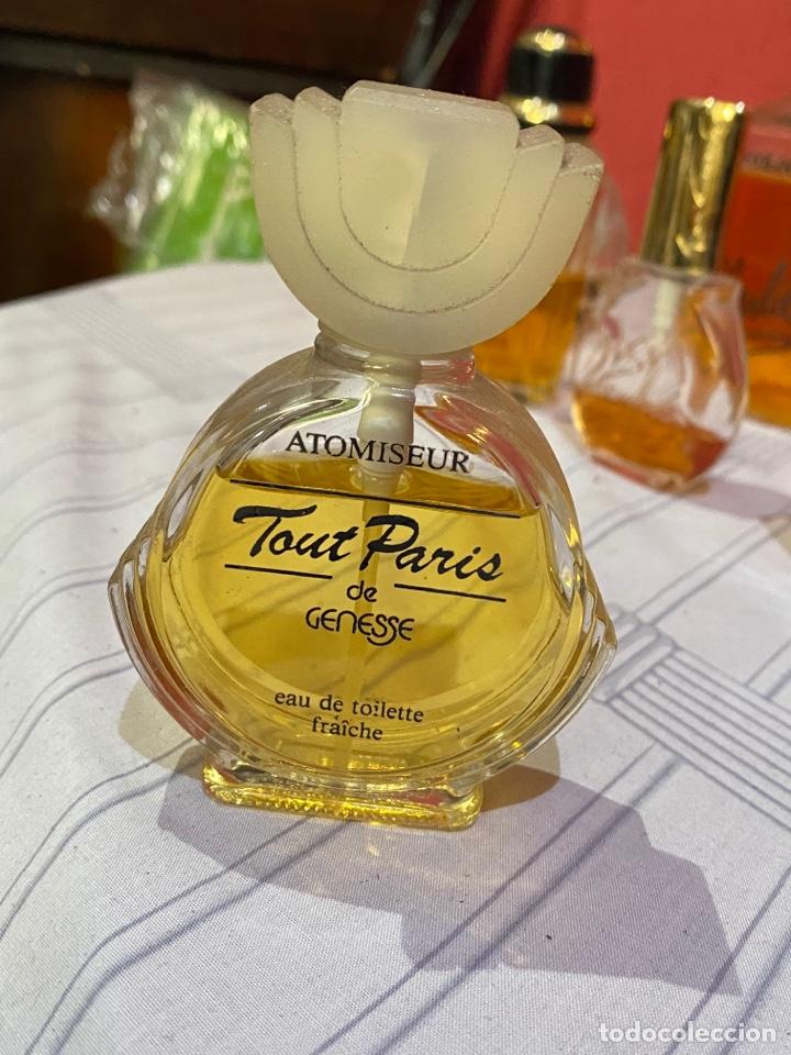 Miniaturas de perfumes antiguos: Lote de 11 perfumes originales antiguos . Tamaños grandes. Mejores marcas francesas . Ver fotos - Foto 2 - 289689873