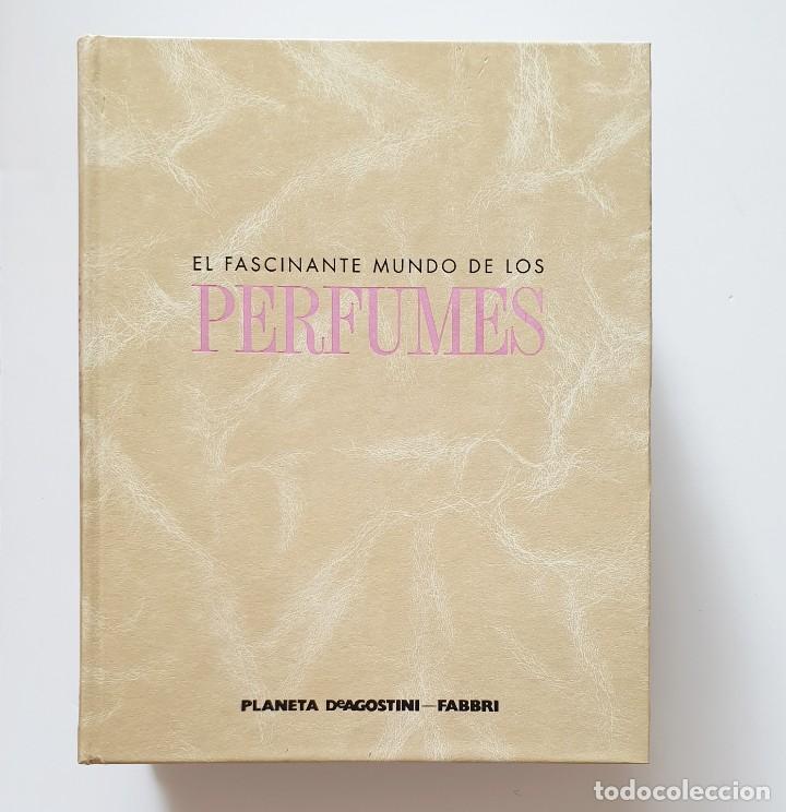 EL FASCINANTE MUNDO DE LOS PERFUMES. PLANETA DEAGOSTINI (5 TOMOS) 1996 (Coleccionismo - Miniaturas de Perfumes)