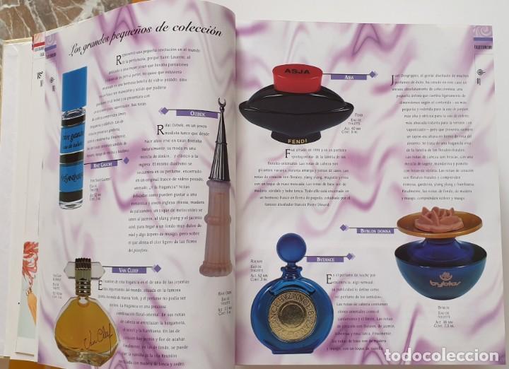 Miniaturas de perfumes antiguos: EL FASCINANTE MUNDO DE LOS PERFUMES. PLANETA DEAGOSTINI (5 TOMOS) 1996 - Foto 3 - 289691738