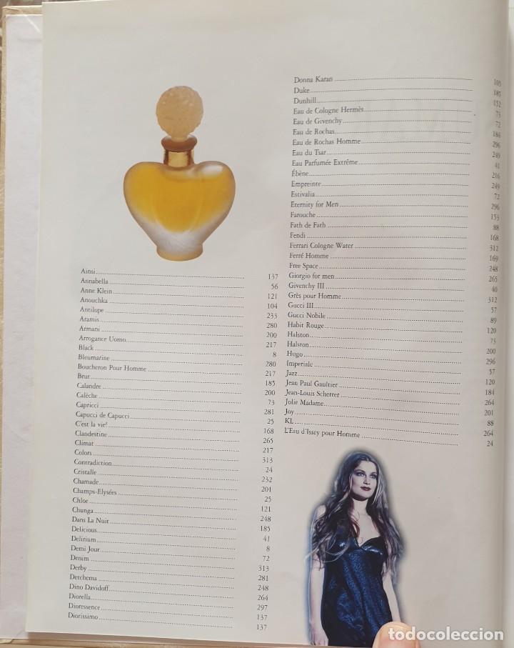 Miniaturas de perfumes antiguos: EL FASCINANTE MUNDO DE LOS PERFUMES. PLANETA DEAGOSTINI (5 TOMOS) 1996 - Foto 7 - 289691738