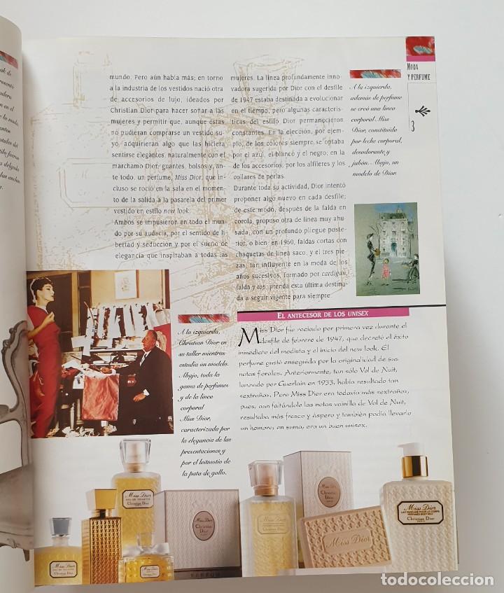 Miniaturas de perfumes antiguos: EL FASCINANTE MUNDO DE LOS PERFUMES. PLANETA DEAGOSTINI (5 TOMOS) 1996 - Foto 11 - 289691738