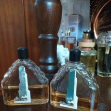 Miniaturas de perfumes antiguos: PERFUMES ANTIGUOS DE MADERA DE ORIENTE MYRURGIA. Lote 289749768