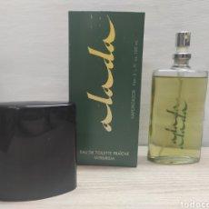 Miniaturas de perfumes antiguos: ALADA EAU DE TOILETTE FRAÎCHE MYRURGIA. 100ML. SIN USO. VAPORIZADOR. Lote 289816403