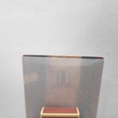 Miniaturas de perfumes antiguos: EXPOSITOR CON 19 CAJAS JOYA MYRURGIA COLONIA. SIN USO. Lote 289821993