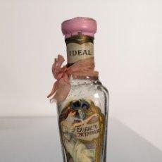 Miniaturas de perfumes antiguos: EXCLUSIVO EXTRACTO CONCENTRADO IDEAL GAL MADRID. Lote 293344468