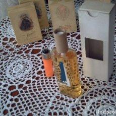 Miniaturas de perfumes antiguos: ANTIGUA COLONIA AL EXTRACTO MADERAS DE ORIENTE. ATOMIZ. 60 ML. PRECINTADO, LEER... Lote 295491393