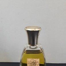 Miniaturas de perfumes antiguos: PERFUME MYRURGIA , ORGIA 1 3/4 FL OZ, 50ML APROX, LLENO, SIN CAJA. Lote 295705413