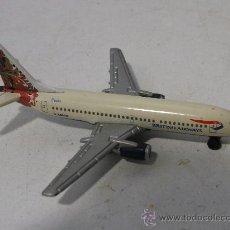 Hobbys: AVION BRITISH AIRWAYS - RUSSIA - BOEING 767 (7CM APROX, 30G APROX). Lote 33981324