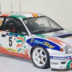 Hobbys: TOYOTA COROLLA WRC 1998 CARLOS SAINZ. Lote 41000814