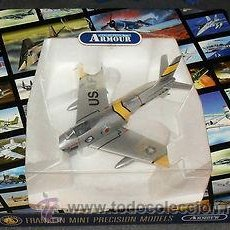 Hobbys: F86 SABRE USAF THE HUFF - FRANKLIN MINT 1/48 DIECAST. Lote 44653803