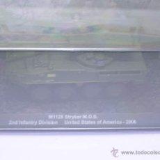 Hobbys: M1128 STRYKER MGS - COLECCION BLINDADOS DE COMBATE - Nº 24 - ALTAYA. Lote 47200367