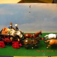 Hobbys: MATCHBOX COLLECTIBLES. DILIGENCIA INGLESA 1820.METALICA. NUEVA Y EN CAJA. Lote 71712030