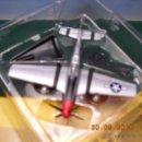 Hobbys: DEL PRADO NORTH AMERICAN P 51 MUSTANG US FIGHTER. Lote 47909353