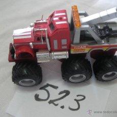 Hobbys: SUPER CAMION GRUA TITAN - ENVIO GRATIS A ESPAÑA . Lote 50635285