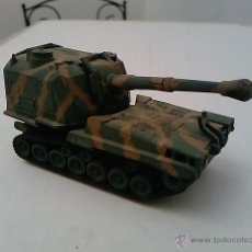 Hobbys: -CARRO DE COMBATE M55- ROCO -1/72 APROX -RARO-8CM-MADE IN AUSTRIA. Lote 51518031