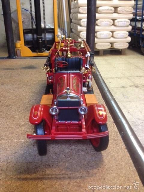 Hobbys: coche de bomberos buffalo type 50 de 1932 escala 1:24 - Foto 2 - 57474897