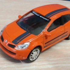 Hobbys: RENAULT CLIO SPORT 2006 - NOREV - 1/64 - MADE IN FRANCE - RENAULT TOYS. Lote 57757605
