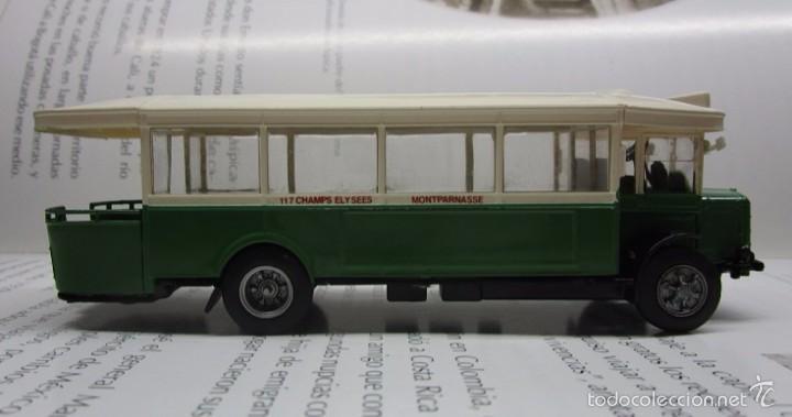 Hobbys: AUTOBUS BUS BUSETA PARIS ESCALA METALICO COLECCION / COLLECTION bus à lancienne IXO LUPPA - Foto 6 - 141664380