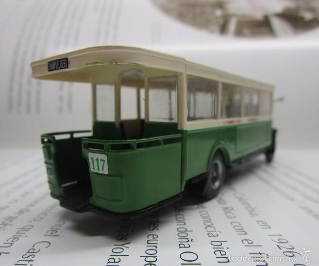Hobbys: AUTOBUS BUS BUSETA PARIS ESCALA METALICO COLECCION / COLLECTION bus à lancienne IXO LUPPA - Foto 2 - 141664380