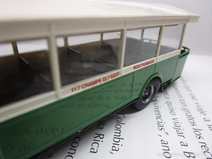 Hobbys: AUTOBUS BUS BUSETA PARIS ESCALA METALICO COLECCION / COLLECTION bus à lancienne IXO LUPPA - Foto 9 - 141664380