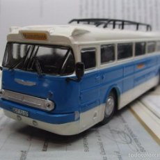Hobbys: AUTOBUS BUS BUSETA HUNGRIA ESCALA DE COLECCION / GY?JTEMÉNY RÉGI MÉRET? BUSZ IKARUS. Lote 57934220
