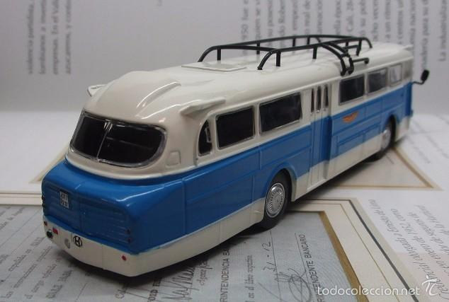 Hobbys: AUTOBUS BUS BUSETA HUNGRIA ESCALA DE COLECCION / GY?JTEMÉNY régi méret? busz IKARUS - Foto 4 - 57934220