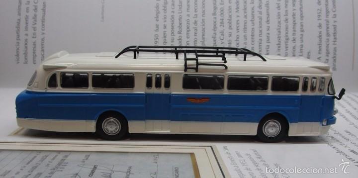 Hobbys: AUTOBUS BUS BUSETA HUNGRIA ESCALA DE COLECCION / GY?JTEMÉNY régi méret? busz IKARUS - Foto 5 - 57934220