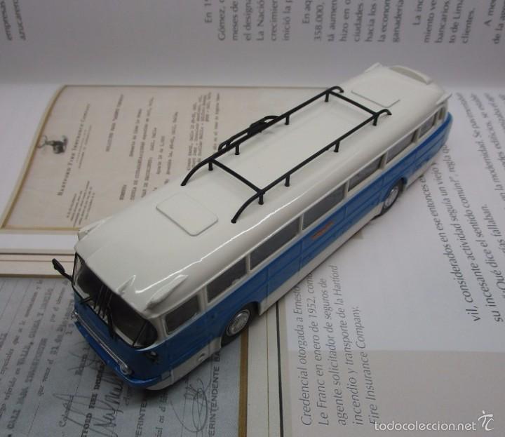 Hobbys: AUTOBUS BUS BUSETA HUNGRIA ESCALA DE COLECCION / GY?JTEMÉNY régi méret? busz IKARUS - Foto 2 - 57934220