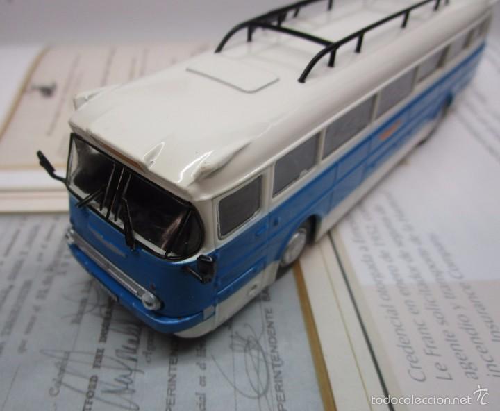 Hobbys: AUTOBUS BUS BUSETA HUNGRIA ESCALA DE COLECCION / GY?JTEMÉNY régi méret? busz IKARUS - Foto 7 - 57934220