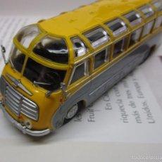 Hobbys: AUTOBUS BUS BUSETA ALEMANIA A ESCALA 1/72 13CM LARGO METALICO DE COLECCION. Lote 57934293