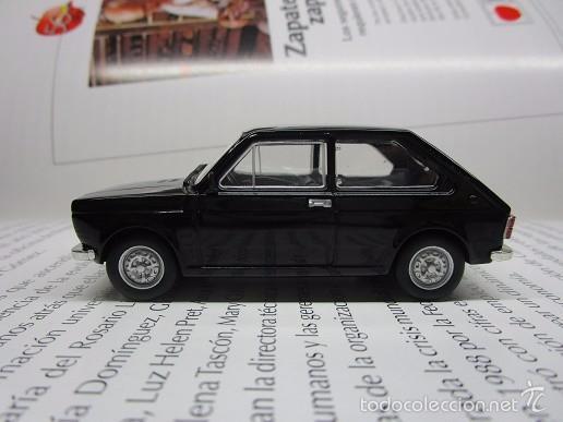 Hobbys: FIAT 147 BRIO SPAZIO VIVACE SORPASSO TUCAN ESCALA 1/43 METALICO COLECCION IXO NUEVO - Foto 4 - 57941570
