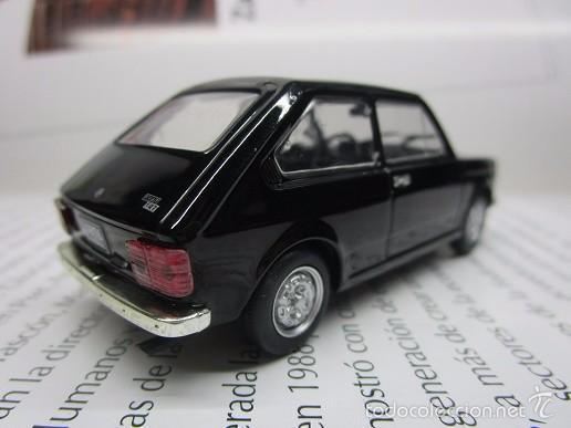 Hobbys: FIAT 147 BRIO SPAZIO VIVACE SORPASSO TUCAN ESCALA 1/43 METALICO COLECCION IXO NUEVO - Foto 5 - 57941570