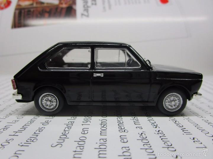 FIAT 147 BRIO SPAZIO VIVACE SORPASSO TUCAN ESCALA 1/43 METALICO COLECCION IXO NUEVO (Juguetes - Modelismo y Radiocontrol - Diecast)