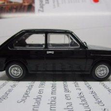 Hobbys: FIAT 147 BRIO SPAZIO VIVACE SORPASSO TUCAN ESCALA 1/43 METALICO COLECCION IXO NUEVO. Lote 57941570