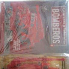 Hobbys: BERLIET TBO 15 GRUA MAGIRUS SALVAT CAMIONES DE BOMBEROS 1/43. Lote 64506335