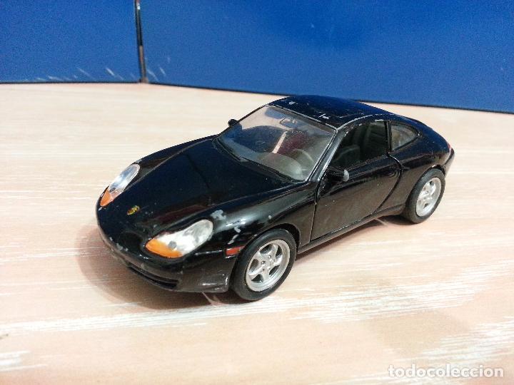 PORSCHE 911 CARRERA 996 - FABRICADO POR WELLY - ESCALA 1/36 (Juguetes - Modelismo y Radiocontrol - Diecast)