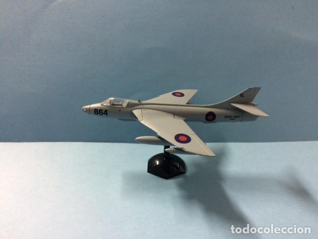 DEL PRADO: HAWKER HUNTER RAF (Juguetes - Modelismo y Radiocontrol - Diecast)