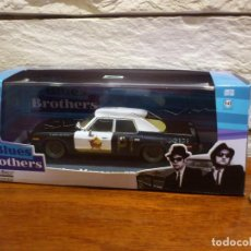 Hobbys: BLUES BROTHERS - DODGE MONACO 1974 - BLUESMOBILE 1:43 GREENLIGHT - EDICION LIMITADA - NUEVO. Lote 74249115
