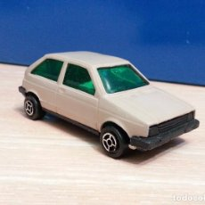 Hobbys: GUISVAL - SEAT IBIZA - COLOR BEIGE - ESCALA 1/64 - GUISVAL CAMPEON - SPAIN. Lote 77940877