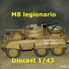 Hobbys: M-8 LEGIONARIO, DIECAST 1/43. Lote 78108209