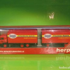 Hobbys: 1:87 CAMION HERPA. Lote 80772434