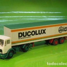 Hobbys: 1:87 CAMION HERPA. Lote 80772598
