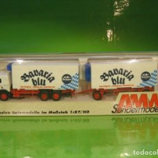 Hobbys: 1:87 CAMION HERPA. Lote 80772762