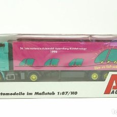 Hobbys: 1:87 CAMION HERPA. Lote 80772974