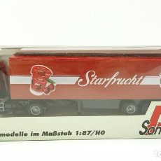 Hobbys: 1:87 CAMION HERPA. Lote 80773330