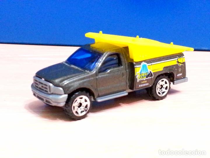 Hobbys: MATCHBOX - FORD F SERIES TRUCK - ESCALA 1/79 - 2000 MATTEL INC. - Foto 4 - 84883876